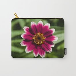 Flower Portait - Flower Power Carry-All Pouch