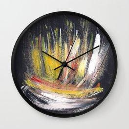 Cosmic cig2 Wall Clock