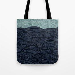 La Mer - Debussy Tote Bag