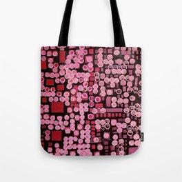 :: Pink Noise Ordinance :: Tote Bag