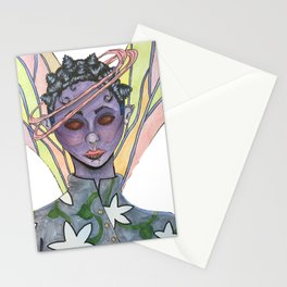 Fatiana the dragonfly fairy  Stationery Cards