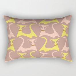 MCM Pussycat Rectangular Pillow