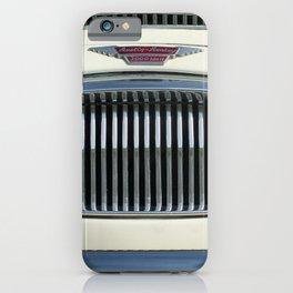grille - austin healey 3000 vintage sports car iPhone Case