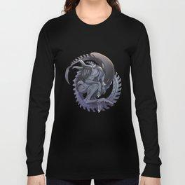 Sleepy Little Death Machine Long Sleeve T-shirt
