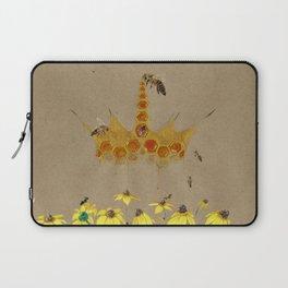 Honey Royalty Laptop Sleeve