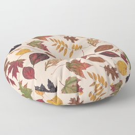 Aurora Autumn Floor Pillow