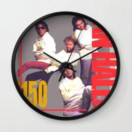 Excellent Halen Wall Clock
