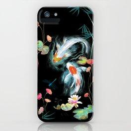 Japanese Water Garden iPhone Case