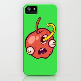 Holey Apple iPhone Case