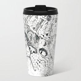 Mandala008 Travel Mug