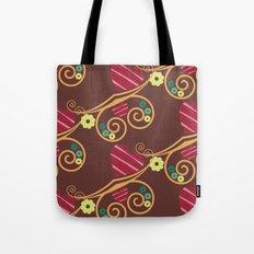 Chocolate love Tote Bag