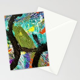 My Life Square Abstract Stationery Cards