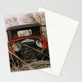 Ole Rusty Stationery Cards
