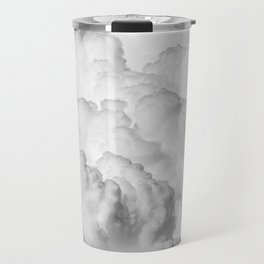 White Clouds Travel Mug