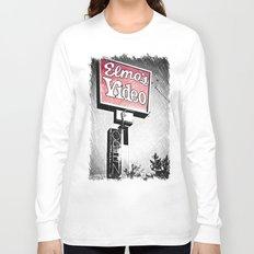 Elmo's Video Long Sleeve T-shirt