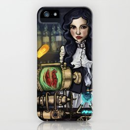 Secret Laboratory iPhone Case