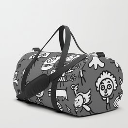 Friends on the earth Duffle Bag
