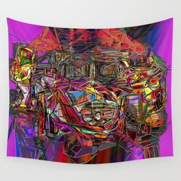 the last asstronaut Wall Tapestry