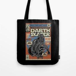 Darth Skater The Skate Lord Tote Bag