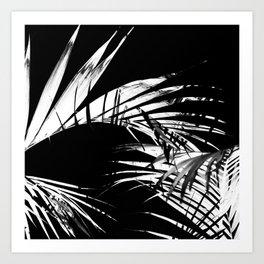 Troptonal dark Art Print