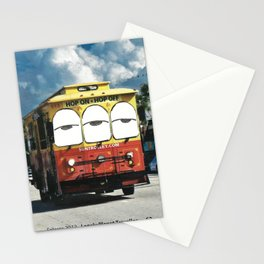 5X7 Trip / SF Stationery Cards