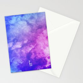 Color Foam III Stationery Cards