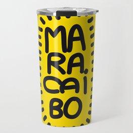 Maracaibo, tierra del sol amada. Travel Mug