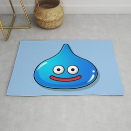 A Slime Draws Near! Command? Rug
