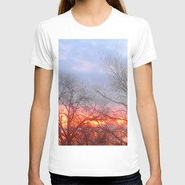 Texas Winter Sunrise T-shirt