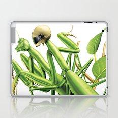 Safe sex for mantis Laptop & iPad Skin