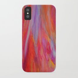 Beauty is here iPhone Case
