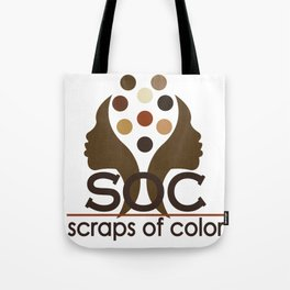 Scraps of Color Limited Edition II T-shirt Tote Bag