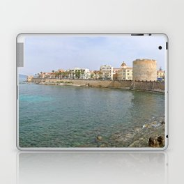 Alghero - Ramparts Laptop & iPad Skin