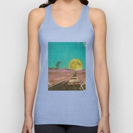 EVENING EXPLOSION II Unisex Tank Top