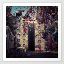 Spanish Harlem Art Print