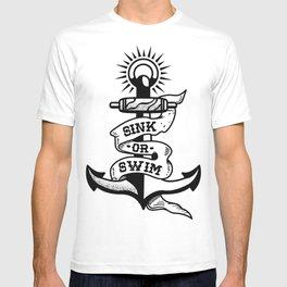 Sink  Or Swim T-shirt