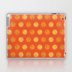 Cute Oranges Picture Pattern Laptop & iPad Skin