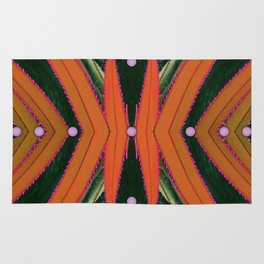Ribbons of Screw Pine Rug