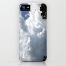 Clouds #2 iPhone Case