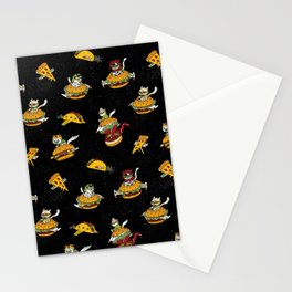 I Can Haz Cheeseburger Spaceships? Stationery Cards