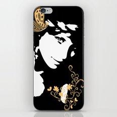 sweetly iPhone & iPod Skin