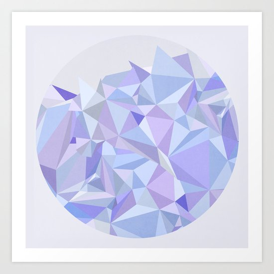 Circle 4 Art Print