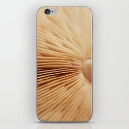 underbelly of fungi iPhone Skin