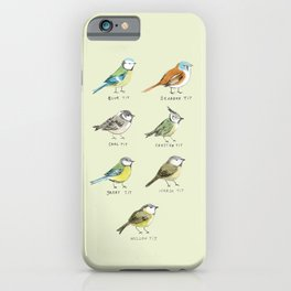The Tit Family iPhone Case