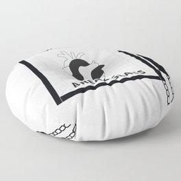 Emergency Floor Pillow