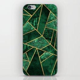 Deep Emerald iPhone Skin