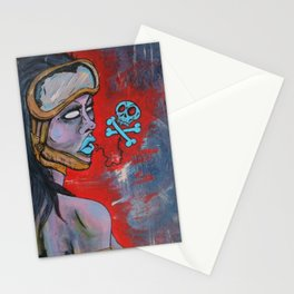 Heavy Metal Paradigm Stationery Cards