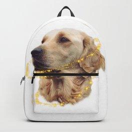 Angelic Doggo Backpack