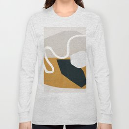 Abstract Art 27 Long Sleeve T-shirt