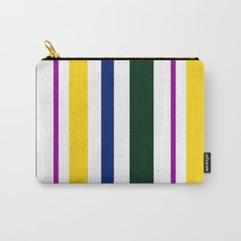 Stripes in colour 1 Carry-All Pouch
